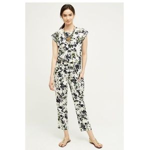 Anthropologie Pants - Anthropologie Aida Embroidered Jumpsuit
